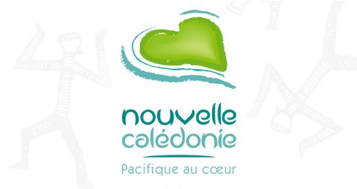 新喀里多尼亚心形旅游标志