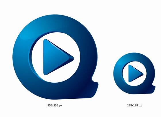 国内著名流媒体快播Qvod换logo - 标志设计新闻- 逸品设计博客