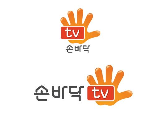 韩国掌上电视频道Sonbadak TV标志