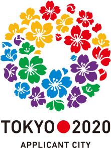 日本东京2020申奥logo