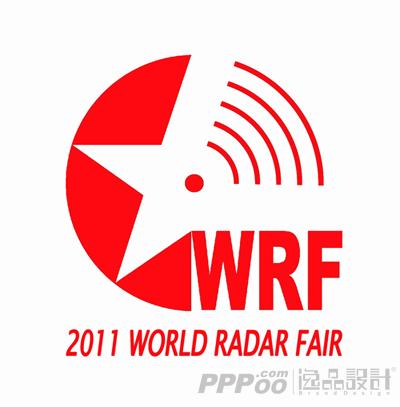 2011年世界雷达博览会logo